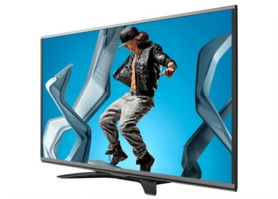 Sharp va un paso más allá y presume de televisor 8K en Las Vegas