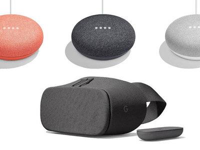 Se filtran fotos y precios de los nuevos Google Home Mini y DayDream View