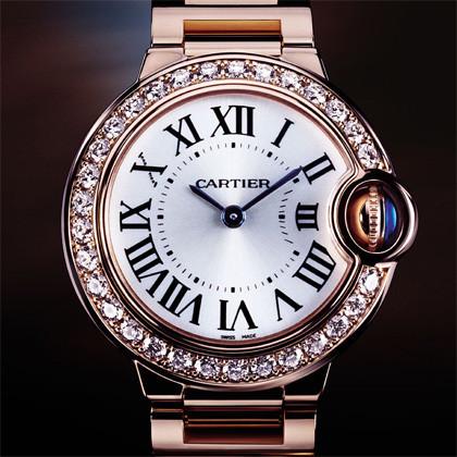Cartier Ballon Bleu - Oro Rosa