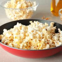 Palomitas de maíz caseras: receta saludable. La forma más sana de comer este snack