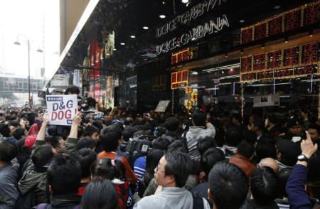 Dolce Gabbana Hong Kong