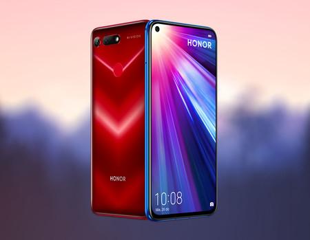 El Honor View20 llega a España: éstos son los precios y la disponibilidad en Europa del móvil con pantalla agujereada