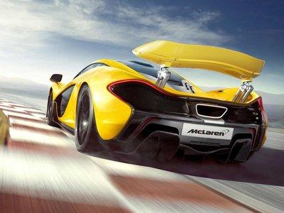 McLaren cierra el grifo a la gasolina: en 2025 todos sus coches serán híbridos y luego, eléctricos puros