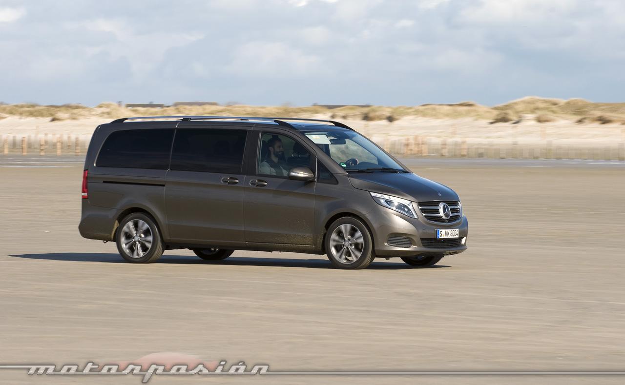 Foto de Mercedes-Benz Clase V (toma de contacto) (21/44)