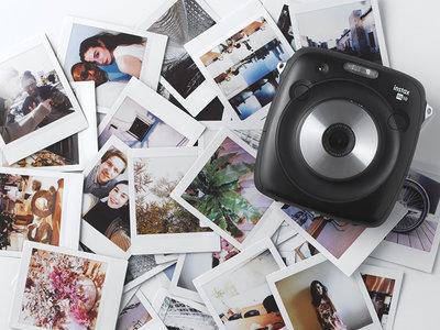 Fujifilm Instax Square SQ10, nueva instantánea híbrida de formato cuadrado