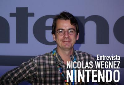 Nicolas Wegnez de Nintendo nos habla en Vidaextra de los retos de la Wii U