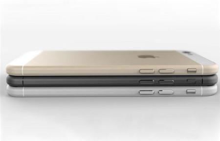 Iphone 6 Render2