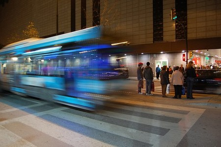 Autobuses urbanos gratuitos para desempleados malagueños
