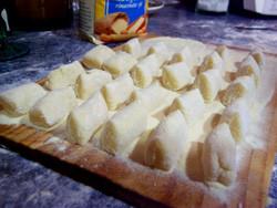 Gnocchi elaboracion