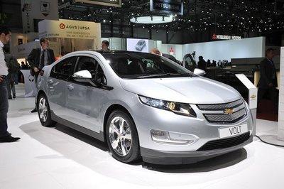 Los Chevrolet Volt particulares llegan a 100 millones de millas