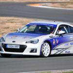 El Subaru BRZ Pentacar estará en el Rally Villa de Llanes con Iván Ares
