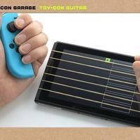 Nintendo nos enseña a crear nuestra propia guitarra con el Taller Toy Con de Nintendo Labo