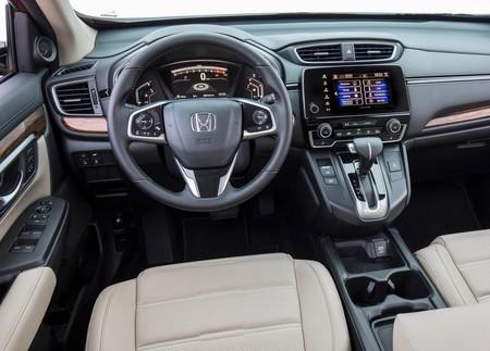 Honda Cr V Interior