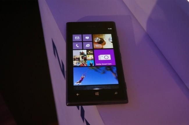 Nokia Lumia 925 en Londres