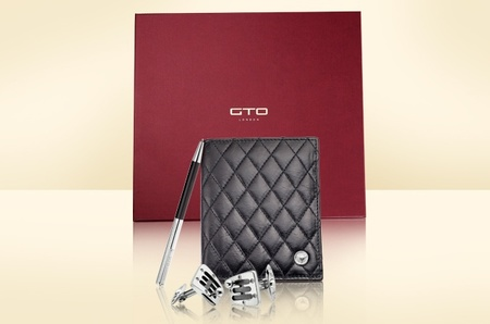 Set Cartera GTO y Gemelos de GTO London
