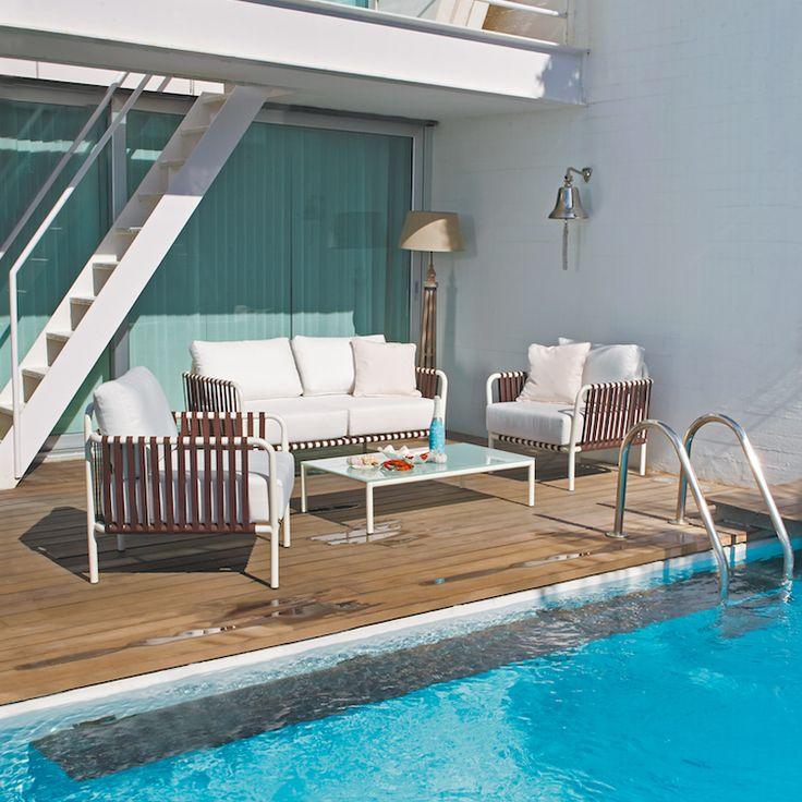 Un verano alrededor de la piscina todo lo que necesitas para montar tu para so - Piscinas de montar ...