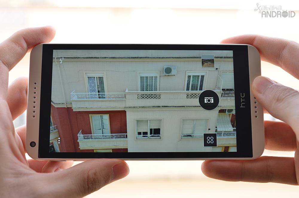 Foto de HTC Desire 816, diseño (3/16)