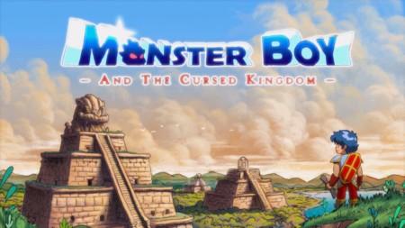 Nostálgicos de Sega: Monster Boy se muestra en movimiento
