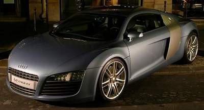 El Audi R8 es oficial