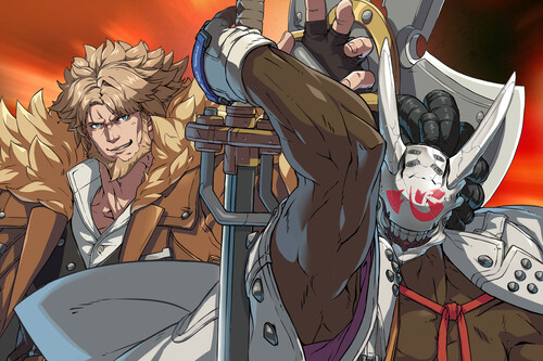 Guilty Gear Strive: un demoledor espectáculo de lucha,  anime y rock'n'roll