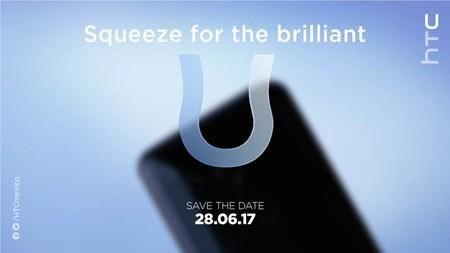 HTC U11 en México: el 28 de junio conoceremos más detalles de su llegada a nuestro país