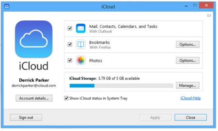 iCloud para Windows ahora permite a los usuarios sincronizar los favoritos de Chrome y Firefox