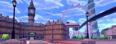 Pokémon Espada y Escudo: 17 guiños fascinantes al Reino Unido que podemos encontrar en Galar