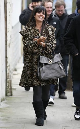 Lily Allen pretende imitar a Alexa Chung