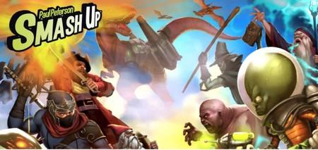 Smash UP, el loco juego de cartas que mezcla piratas, zombis y hasta dinosaurios llega a Android