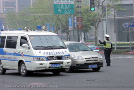 China Atropellos 20