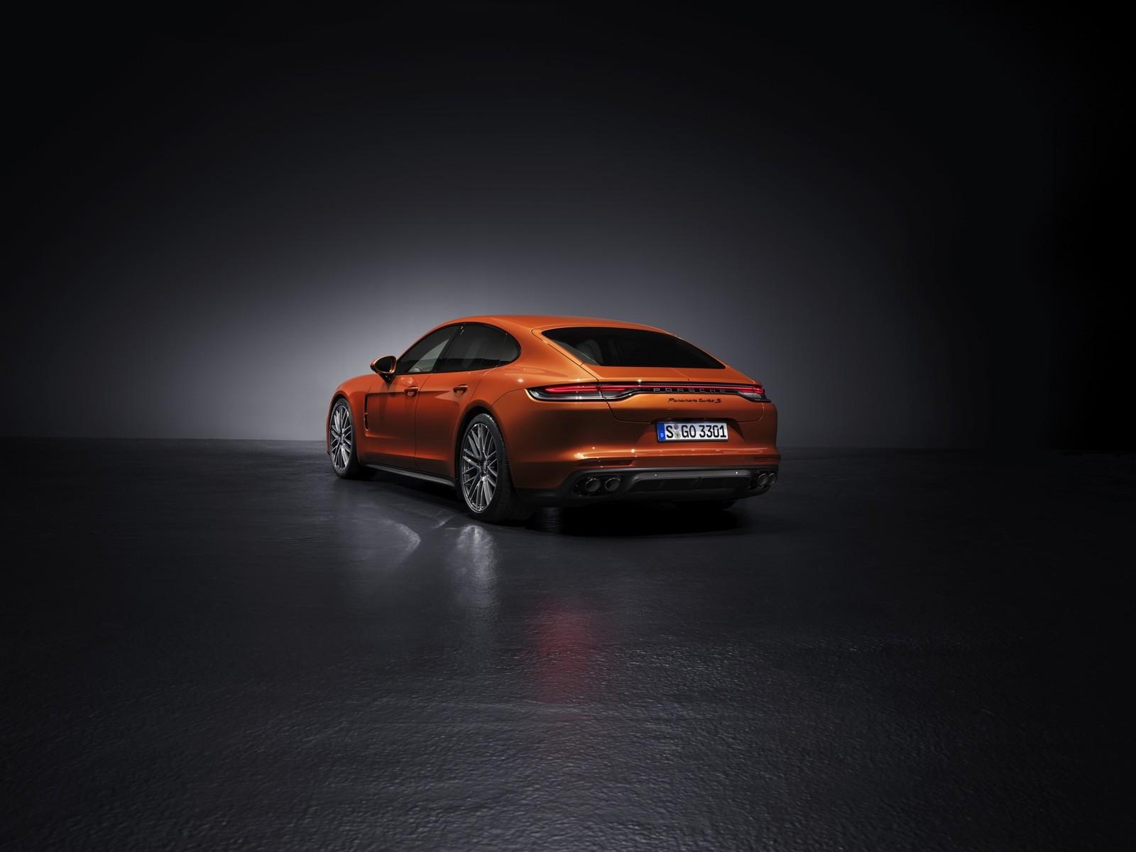 Foto de Porsche Panamera 2021 (17/57)
