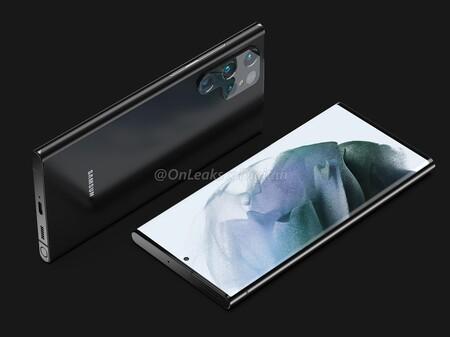 Samsung Galaxy S22 Ultra Filtracion Diseno Caracteristicas S Pen