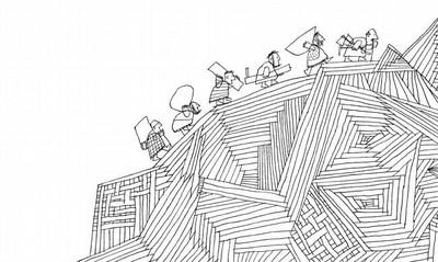 'Seis hombres', de David McKee: ¿por qué tantas guerras?