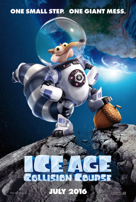 Cartel definitivo de Ice Age 5