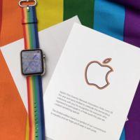 Apple regala sus empleados una correa arcoíris para el Watch en conmemoración del Día del Orgullo LGBT