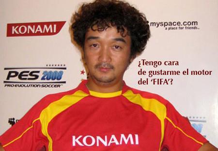 A Shingo Seabass le encanta el motor gráfico de 'FIFA 09' y más reflexiones