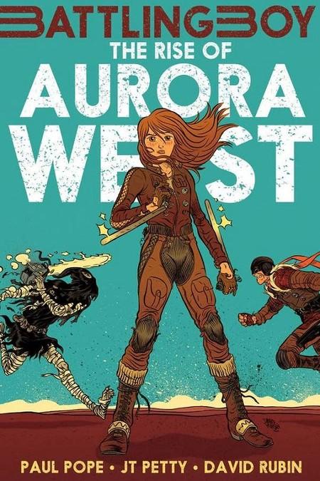 Aurora West Battling Boy David Rubin
