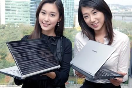 LG XNOTE P310 y S210, portátiles ligeros