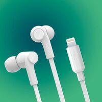 Que la batería no te corte el ritmo: los auriculares Belkin Soundform MFi para iPhone y iPad están rebajadísimos a 12,99 euros
