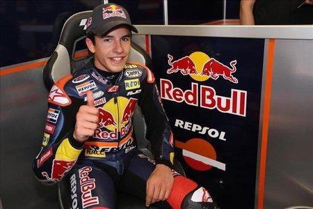 MotoGP Holanda 2010: Marc Márquez se hace con la cuarta pole position de la temporada