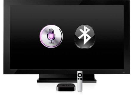 El próximo Apple TV podría incorporar Bluetooth 4.0 abriendo la puerta a nuevos dispositivos de entrada