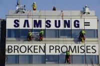 Microsoft demanda a Samsung por incumplimiento de pago por uso de patentes