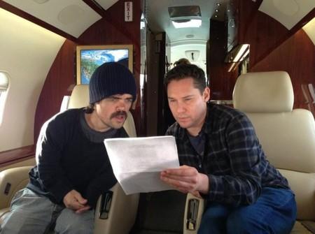 Peter Dinklage y Bryan Singer