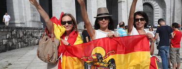 Hay más franquistas estos días en televisión que los que hay en España en realidad