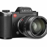 Leica anuncia la salida de la nueva SL mirrorless, comienza el juego