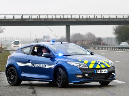 Renault Megane Rs Gendarmerie