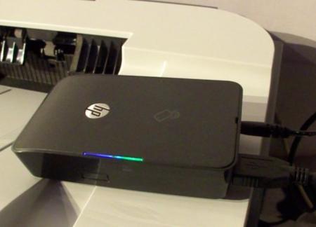 HP Wireless 1200W Printer Accesory y olvídate de los cables de tu impresora: Wi-Fi y NFC