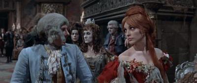 'El baile de los vampiros', sublime tragicomedia vampírica