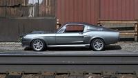 Mustang Eleanor número 7, a subasta