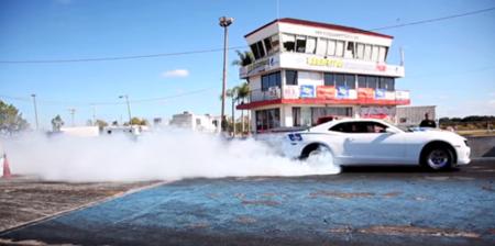 Chevrolet Camaro COPO 2015
